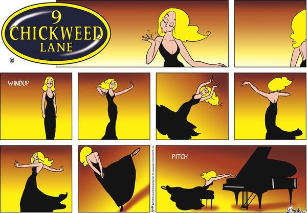 9 Chickweed Lane by Brooke McEldowney