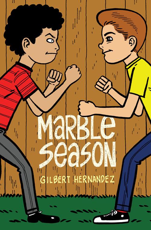 Marble Season cover