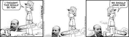Garfield vs Garfield 33