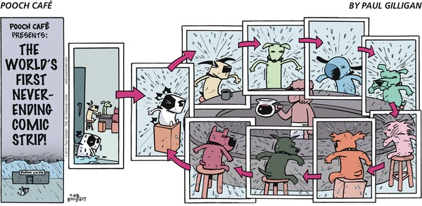 Pooch Cafe by Paul Gilligan