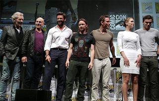 X-Men at Comic-Con 2013 2