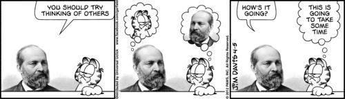 Garfield vs Garfield 32
