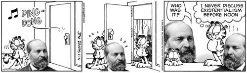 Garfield vs Garfield 35