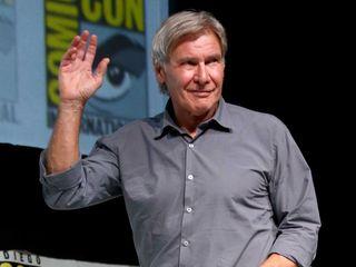 Harrison Ford at Comic-Con 2013
