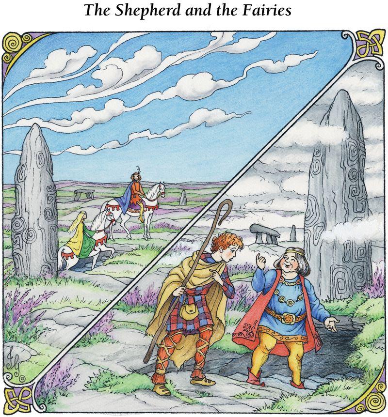 4 - Shepherd & Fairies - SHEPARD FAIREY