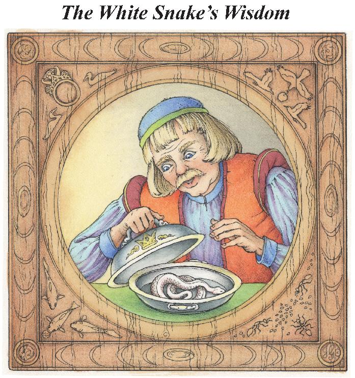 7 - White Snake's Wisdom