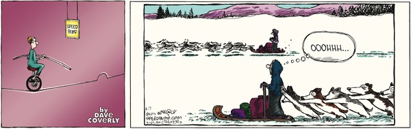 Speed Bump by Dave Coverly 1