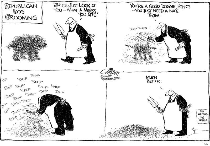 16 - po050105 - ethics dog