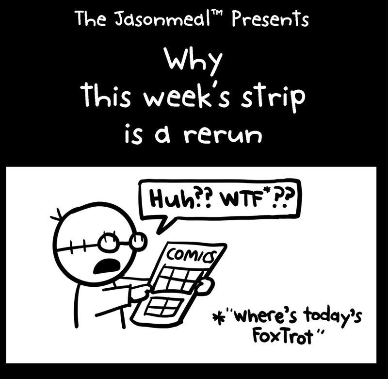 Foxtrot comic