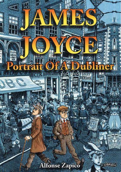 James Joyce, Portrait of a Dubliner cover