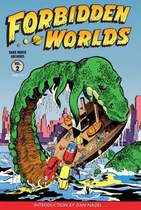 Forbidden Worlds Vol