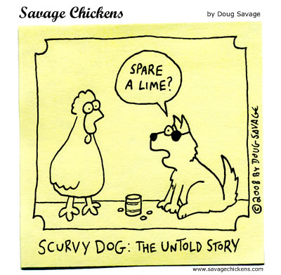 Savage Chickens by Doug Savage