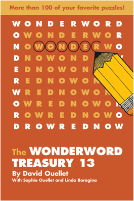 Wonderword by David Ouellet
