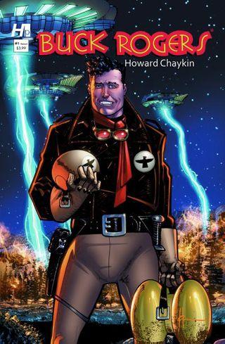 Buck Rogers by Howard Chaykin #1