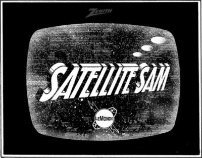 Satellite Sam logo