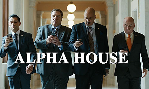 Alpha House still