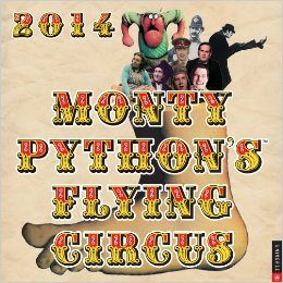 Giveaway-2014-monty-pythons-flying-circus-wall-calendar