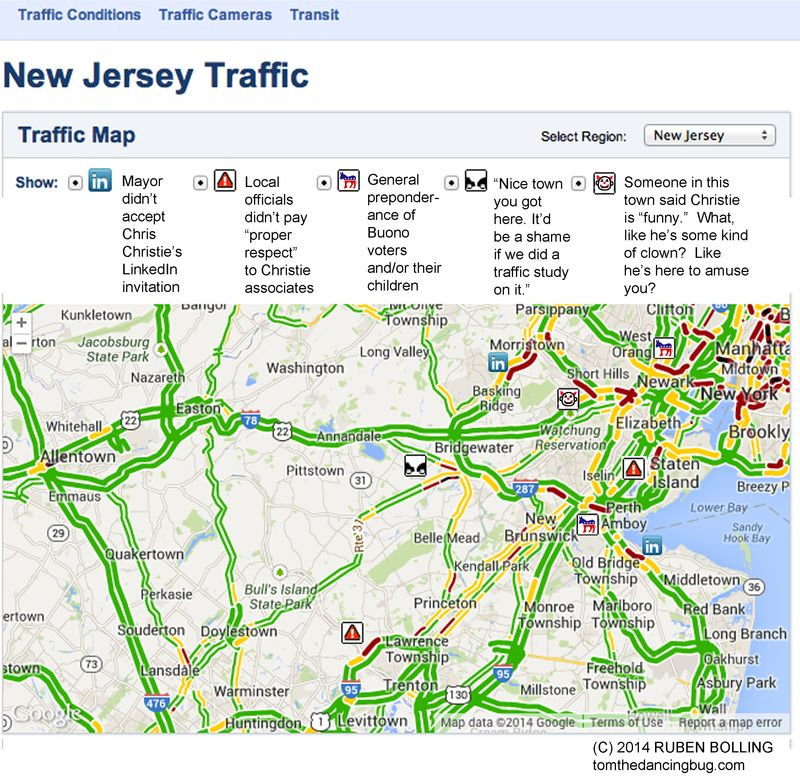 North Jersey Traffic