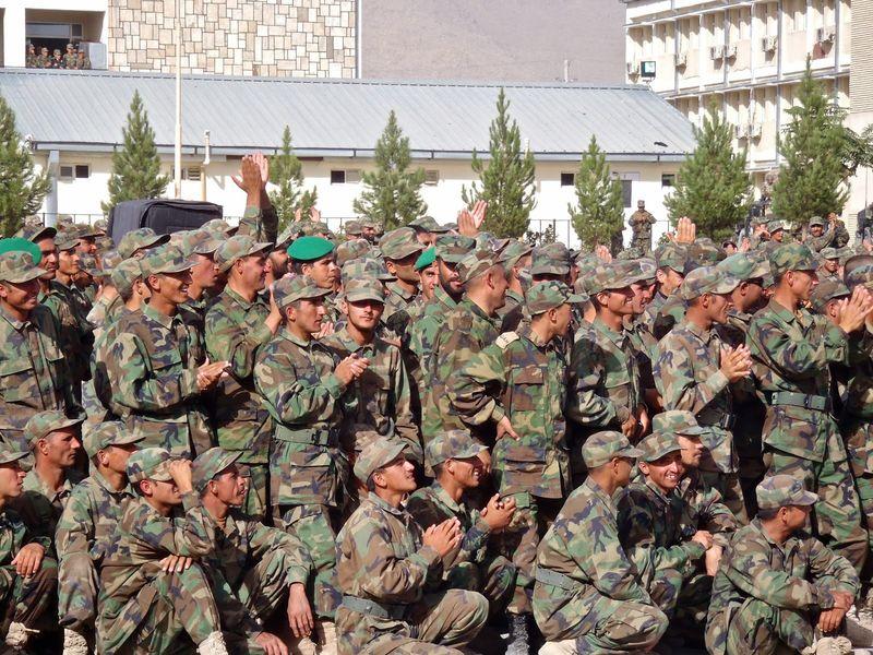 Framed Afghanidan CODA 2 ANA
