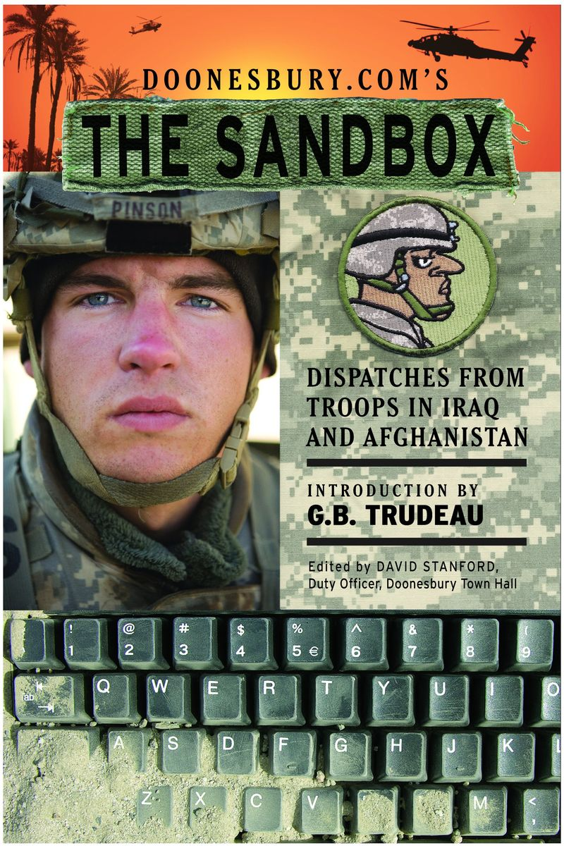 Framed SANDBOX COVER