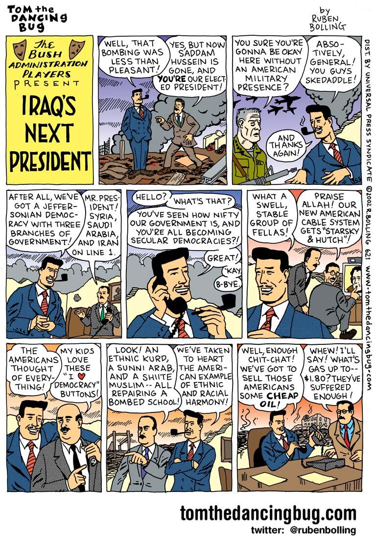 621web iraq's next president