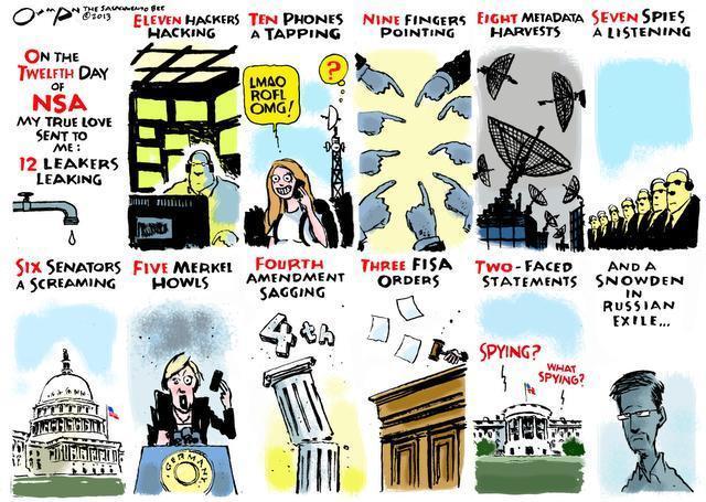 Ohman NSA