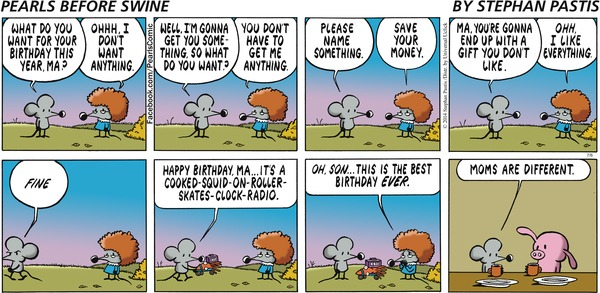 Pearls Before Swine by Stephan Pastis