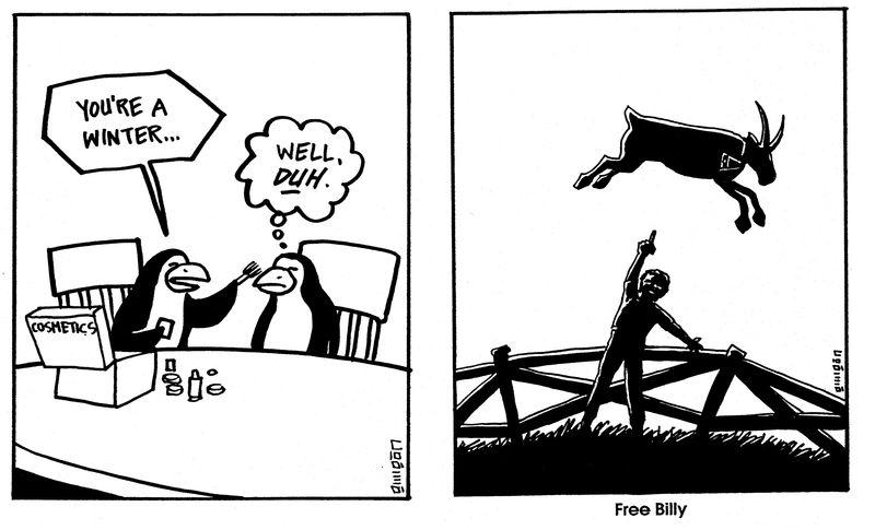 3 Comic panels