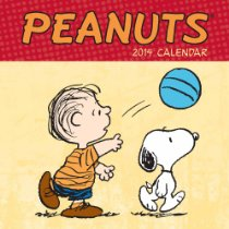 Peanuts-mini-wall-calendar