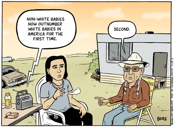 Bors native Americans