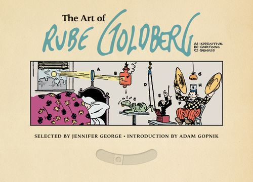 The Art of Rube Goldberg cover