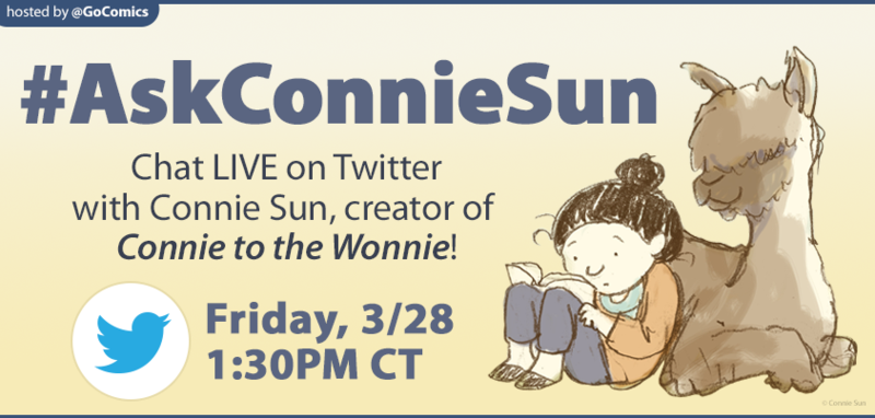Connie to the Wonnie by Connie Sun