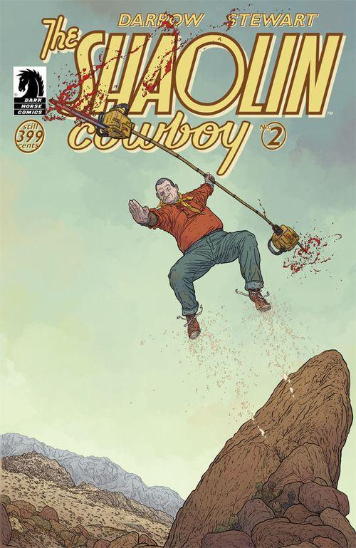 Shaolin Cowboy 2 cover