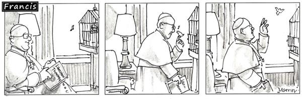 Francis by Patrick J. Marrin