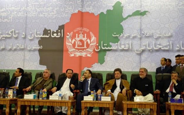 Framed Afghanidan CODA 3 AEA