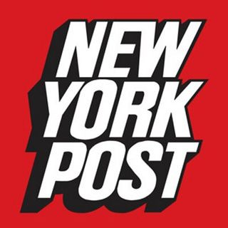 New York Post logo red