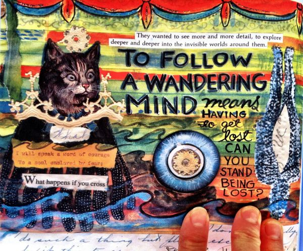 TO FOLLOW A WANDERING MIND