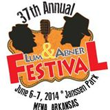 LUM AND ABNER 2014 Festival ad