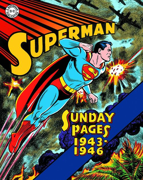 Superman Sunday Pages cover