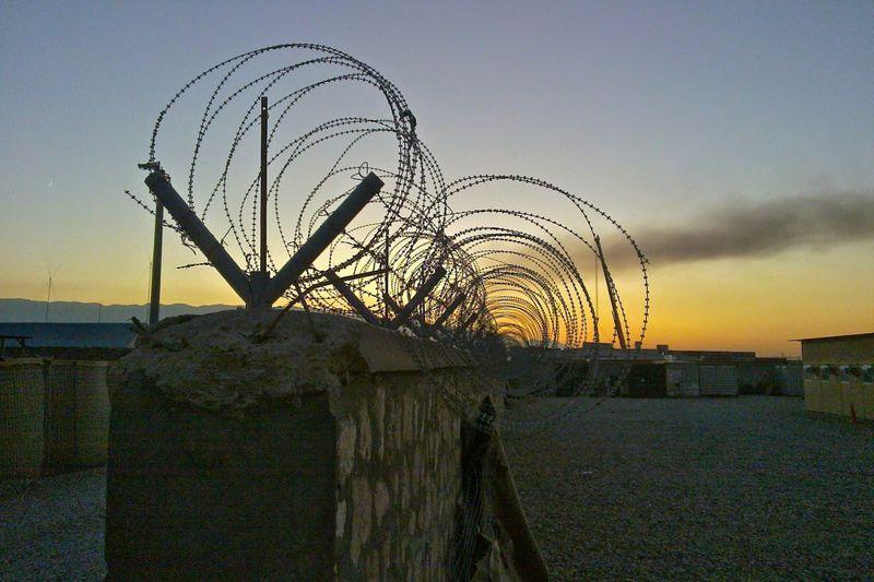Framed Afghanidan CODA 6 Daybreak