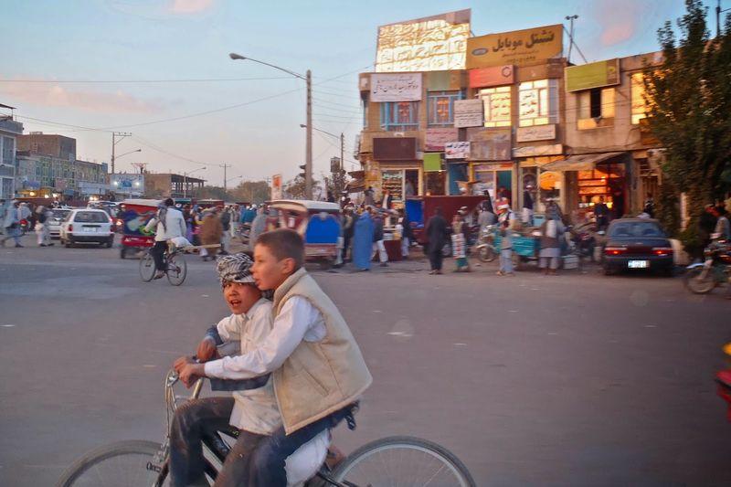 Framed Afghanidan CODA 8 Ride