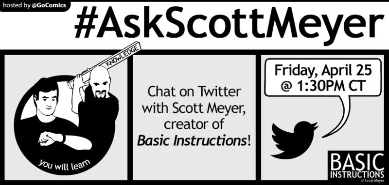 Basic Instructions by Scott Meyer on GoComics