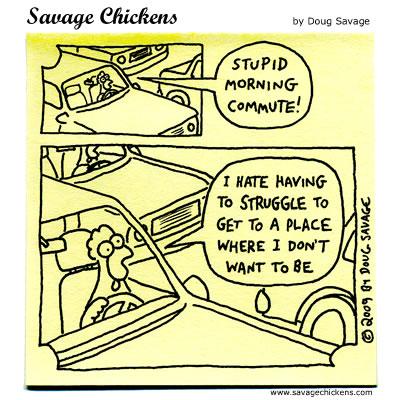 Savage Chickens by Doug Savage