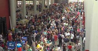 SLC Con crowd