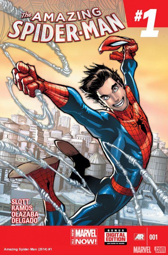 Amazing Spider Man #1