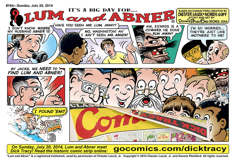 7-20-14 LUM AND ABNER Sunday