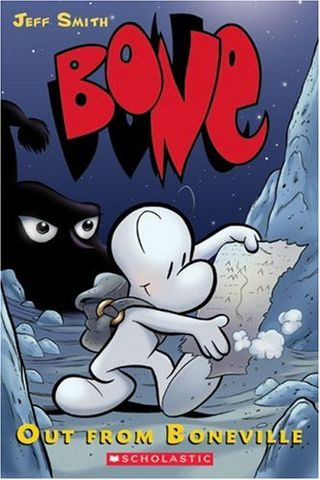 Bone Out From Boneville cover
