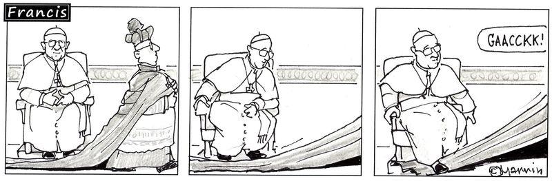 Francis, cape