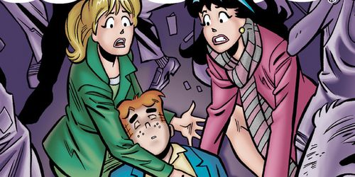 Archie's final moment