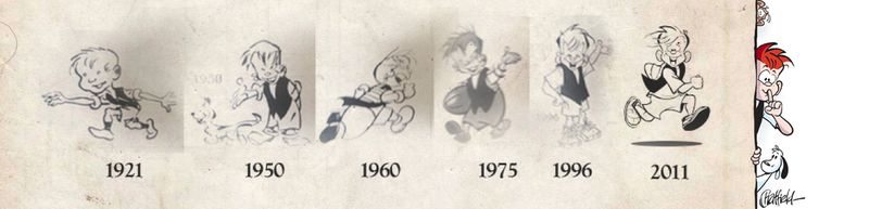 Evolution of Meggs